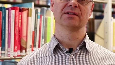 Thumbnail for entry Göran Fransson inför AIMday ULF 190305