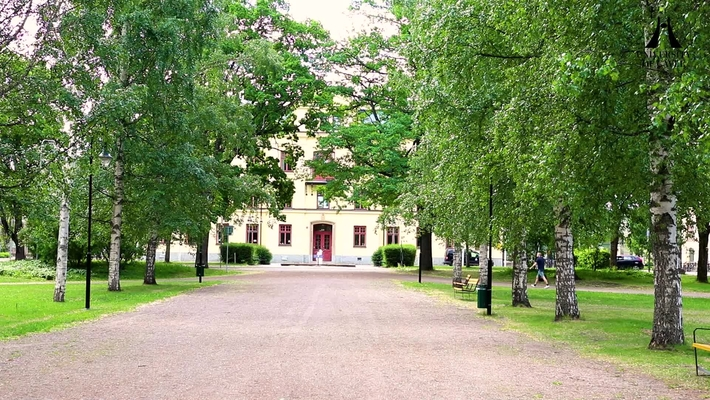 Welcome to the University of Gävle!