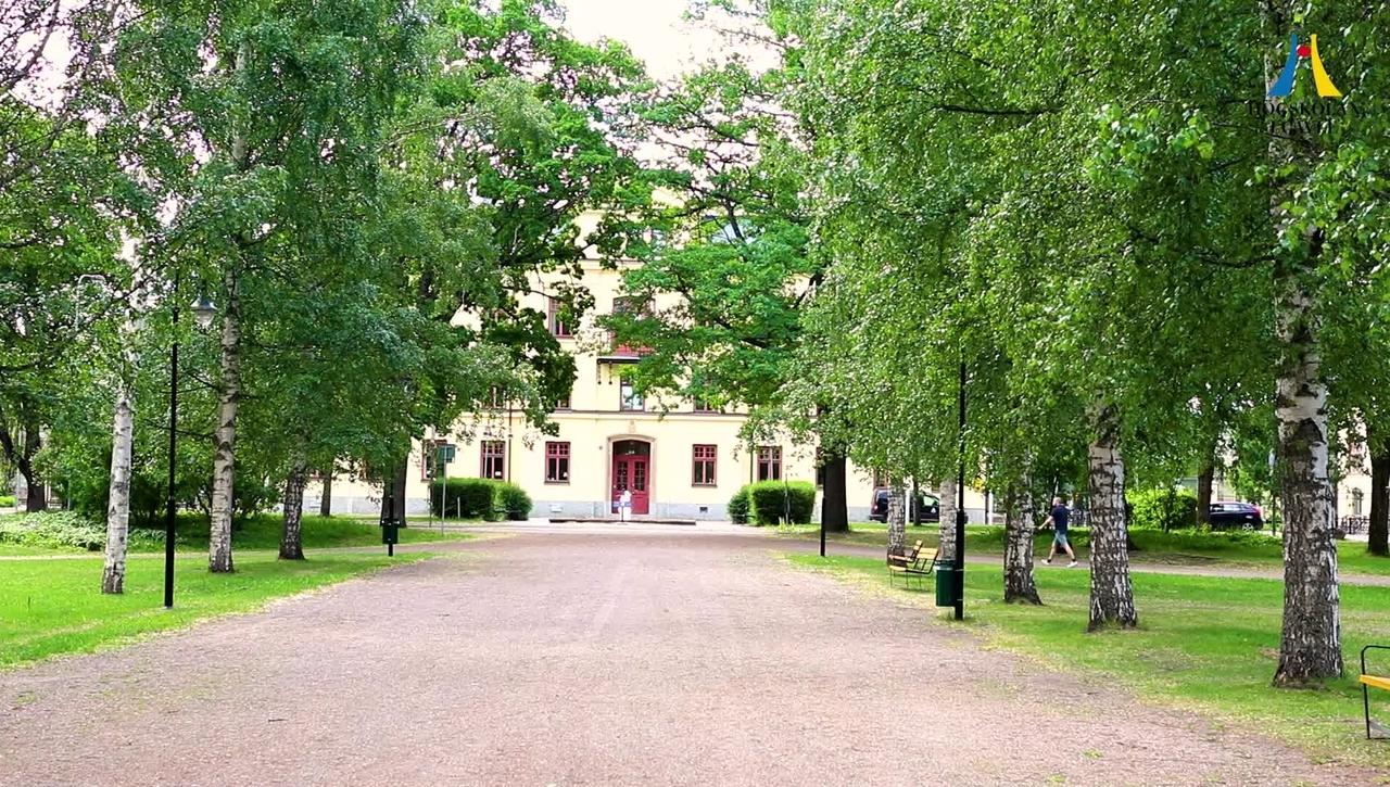 Välkommen till Högskolan i Gävle!