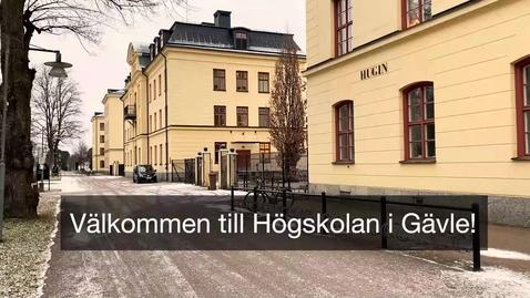 Thumbnail for entry Ylva Fältholm välkomsthälsning vårterminen 2021 svenska