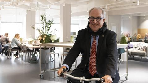 Thumbnail for entry Invigning Gävle Innovation Hub 190307