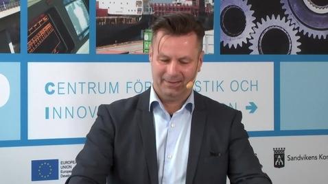 Thumbnail for entry Resultatkonferens CLIP: Smart Produktion