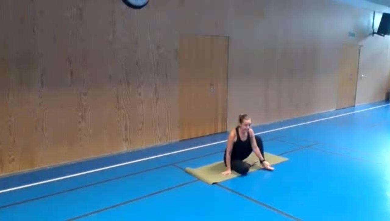 Yoga med Linda v.36