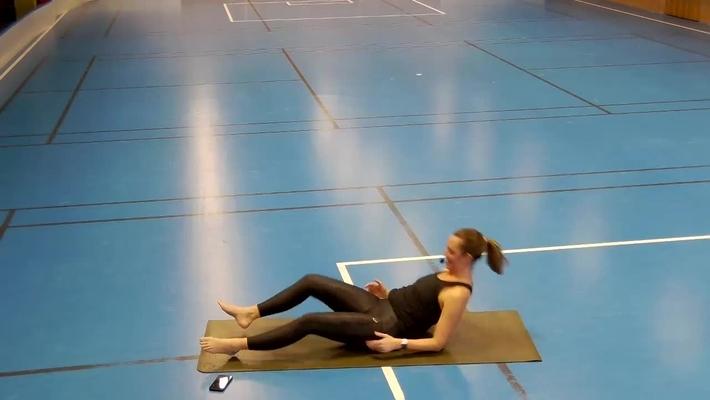 Fredags yogan med Linda v.5