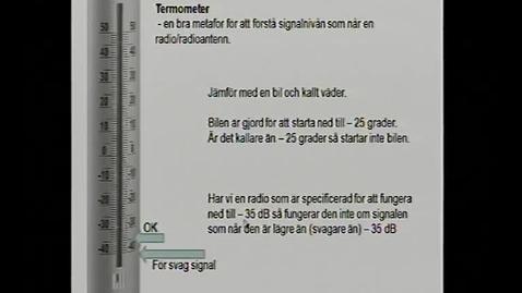 Miniatyr för inlägg Decibel-begreppet Del  2 av 2   Lars Martinsson
