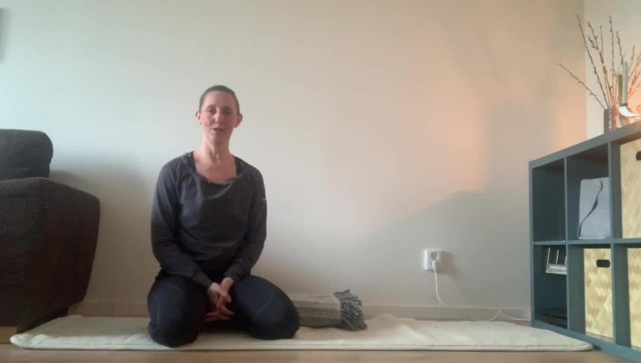Lugn yoga