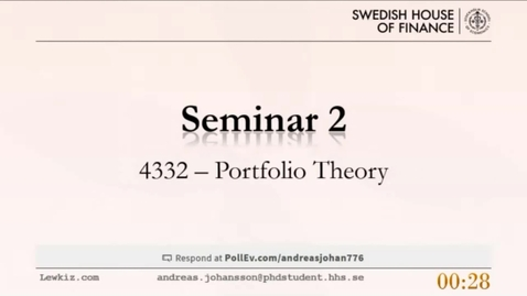 Thumbnail for entry 4332 - Seminar on 18th of September