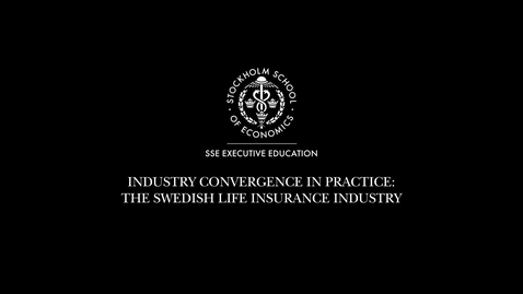 Thumbnail for entry Industry convergence in practice