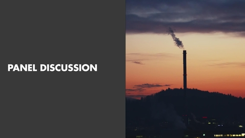 Thumbnail for entry Misum Webinar | Bending the global emissions curve - Panel Discussion