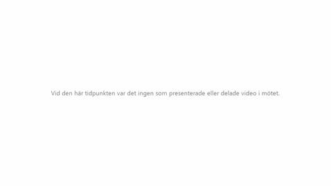 Thumbnail for entry Brief workshop Boverket v 13