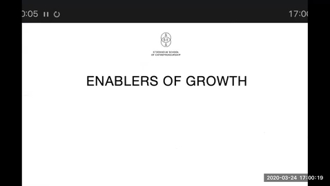 Thumbnail for entry 2.0_Antecedents_of_growth