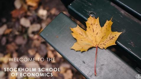 Thumbnail for entry Webinar: MSc program in Finance
