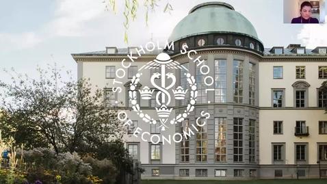 Thumbnail for entry Webinar - Digitalt Öppet Hus (Kandidatprogram), 2021-03-11