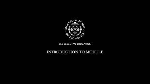 Thumbnail for entry Introduction to Module Digital Disruptions