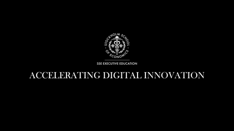 Thumbnail for entry Accelerating Digital Innovation - Prototyp it 3
