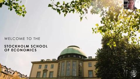 Thumbnail for entry Webinar: Bachelor Program in Business & Economics