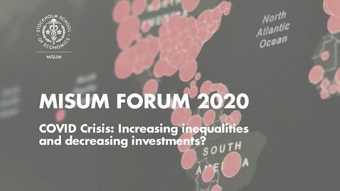 Thumbnail for entry Misum Forum - Conversation with industry #2 - Torkel Strömsten and Linda Ingolfsdottir