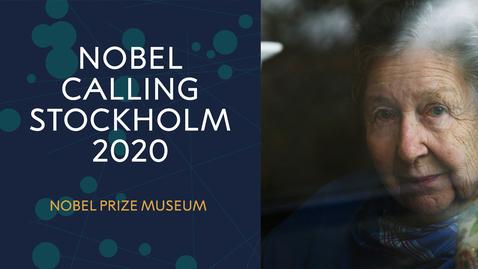 Thumbnail for entry Nobel Calling - Dokumentärfilm om mötet mellan konst och vetenskap med fokus på åldrandet