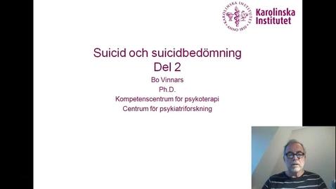 Thumbnail for entry SUICID del 2_BO VINNARS
