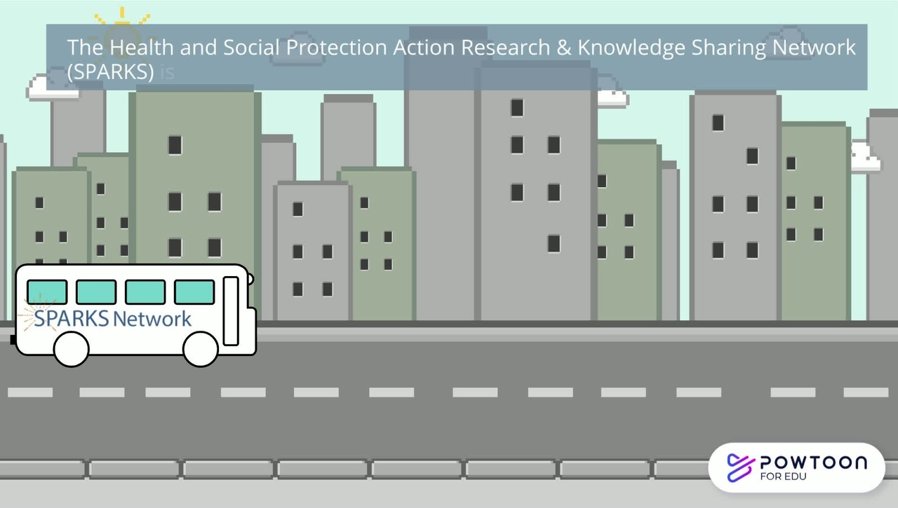SPARKS Network (Health and Social protection Action Research and Knowledge Sharing)