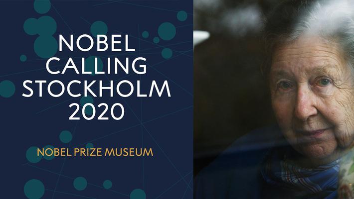 Nobel Calling - En utställning med fokus på åldrandet i unikt möte mellan konst och vetenskap