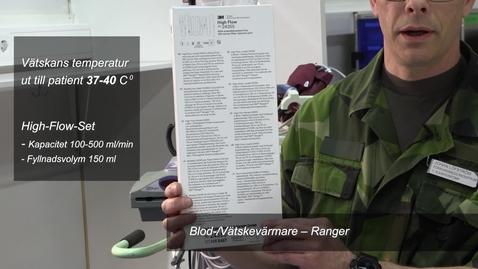 Thumbnail for entry Blod-/Vätskevärmare – Ranger
