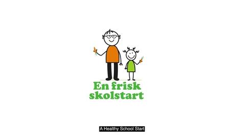 Thumbnail for entry En Frisk Skolstart och IMPROVE (eng subtitles)