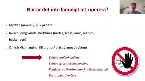 Thumbnail for entry Presentation Vulvacancer Zach Svenska 2020 Del 3