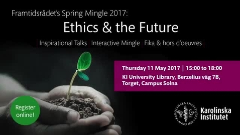 Thumbnail for entry Ethics & the Future - Lina Emilsson