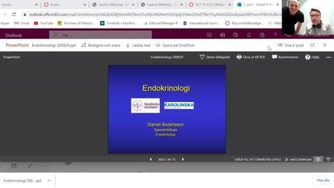 Thumbnail for entry Endokrina sjukdomar 210222