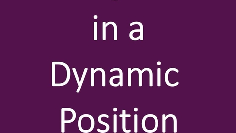 Thumbnail for entry Birth video - Giving Birth in a Dynamic position