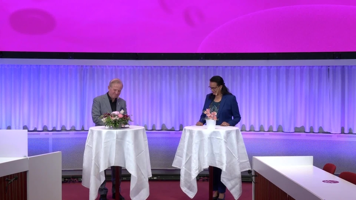Stockholm Life Science Conference:  Paving the way towards universal preparedness for health(video 3)