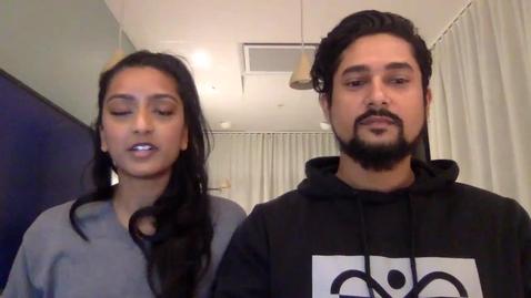 Thumbnail for entry Nadil och Shana