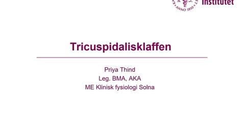 Thumbnail for entry Trikuspidalis