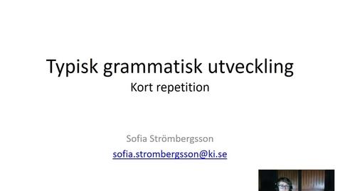Thumbnail for entry Repetition_Typisk grammatisk utveckling
