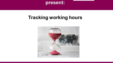 Thumbnail for entry tracking-working-hours_replay_201130