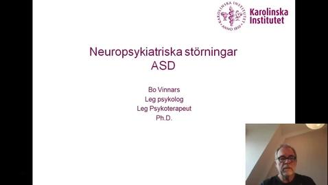 Thumbnail for entry Neuropsykiatriska störningar ASD_BO VINNARS