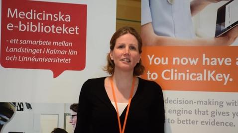 Thumbnail for entry Elsevier informerar om ClinicalKey