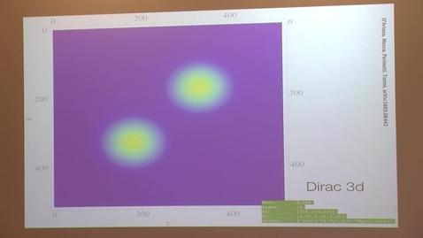 Miniatyr för inlägg Kvantpartiklar håller mystisk kontakt