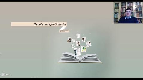 Miniatyr för inlägg MOOC - The 16th and 17th Centuries