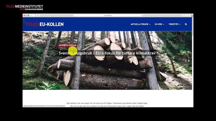 Omslagsbild för kanal Fojo-kurser