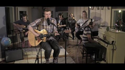 """Miniatyr för mediepost Musikvideo: """"Kite"""" med Martin Carlén, Musikproduktionsprogrammet"""