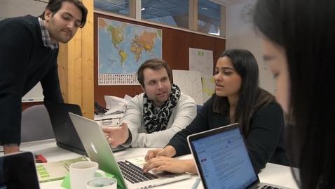 Miniatyr för mediepost Innovation through Business, Engineering and Design, Master Programme