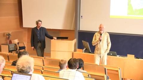 Miniatyr för mediepost P. Grangier: Closing the Door on Einstein and Bohr's Quantum Debate