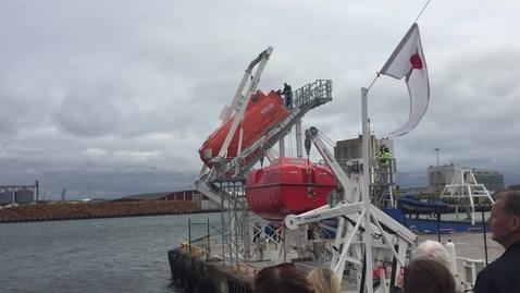 Miniatyr för inlägg Kalmar Rescue center del 1