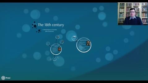 Miniatyr för inlägg MOOC - The 18th and 19th centuries