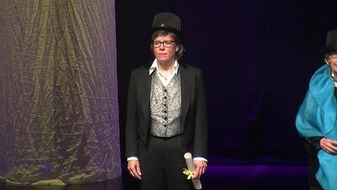 Miniatyr för mediepost Lena Andersson promoveras till hedersdoktor