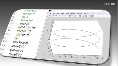 Miniatyr för inlägg Matlab Vektorisering och tidtagning