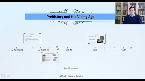 Thumbnail for entry MOOC - Ancient and Medieval Scandinavia