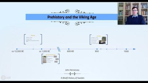 Miniatyr för mediepost MOOC - Ancient and Medieval Scandinavia